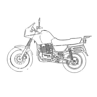 Saxon 500R